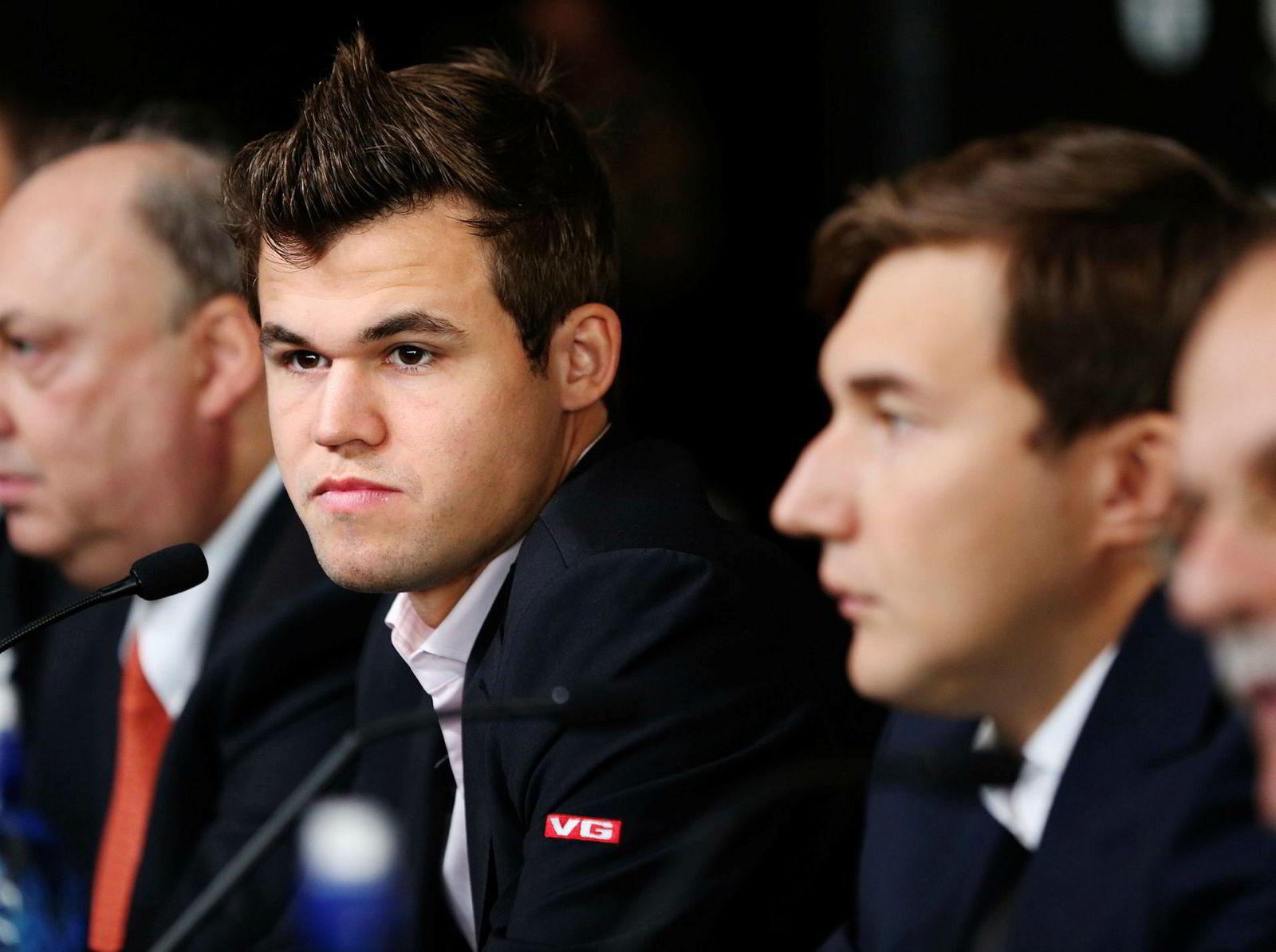 Yuri Milner kommer til konferansen Norway Summit 14.juni, det er kommet i stand fordi han er venn av Magnus Carlsen.