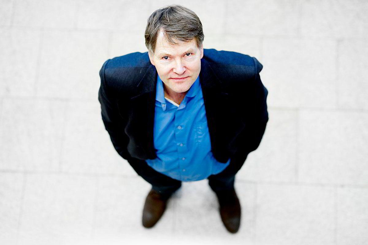 INTERESSANT: Førsteamanuensis Henning Bang ved psykologisk institutt på UiO mener den nye klesforskningen er spennende. Foto