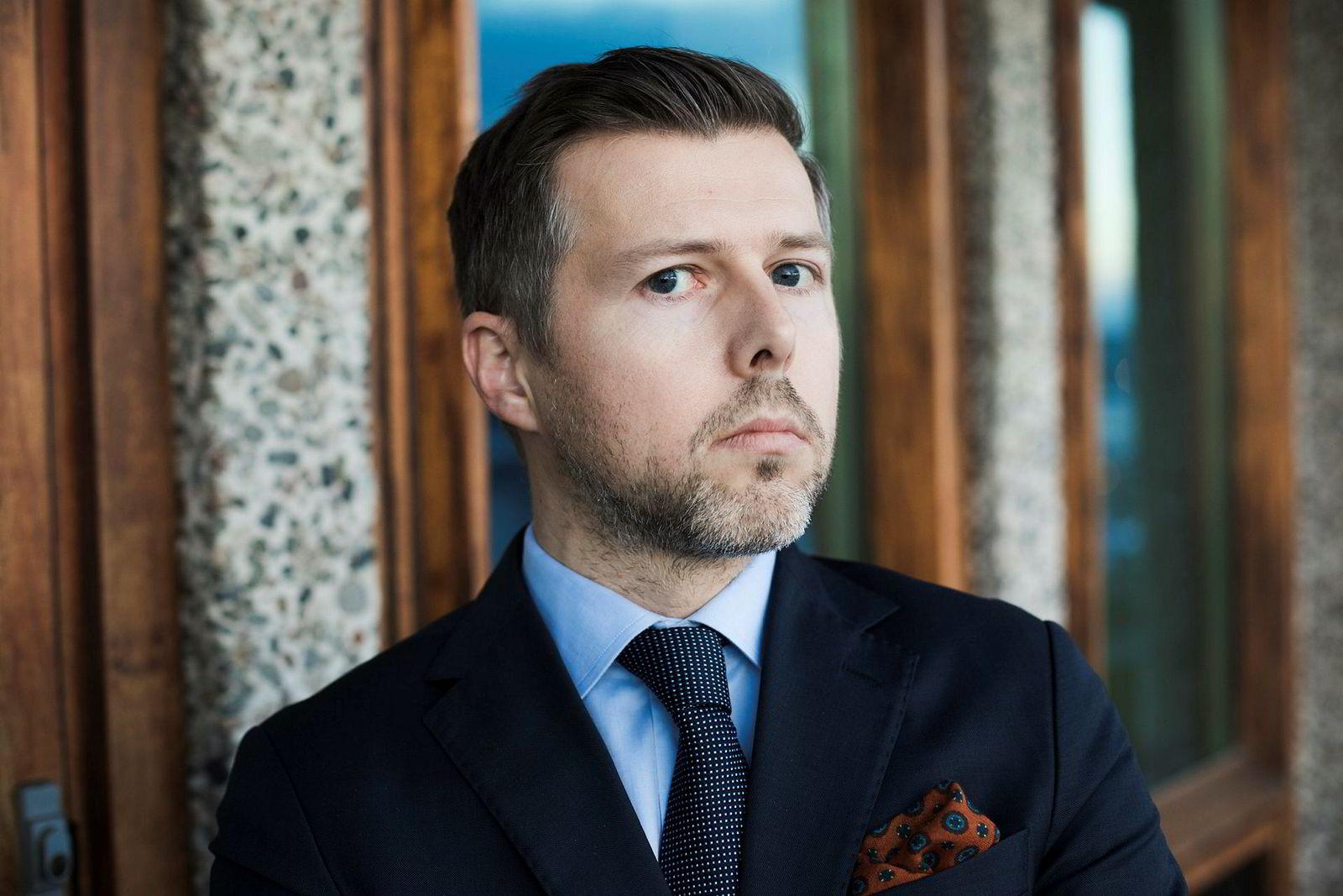 Simen Klevstrand i Advokatfirmaet Haavind er ekspert på EU og konkurranserett.