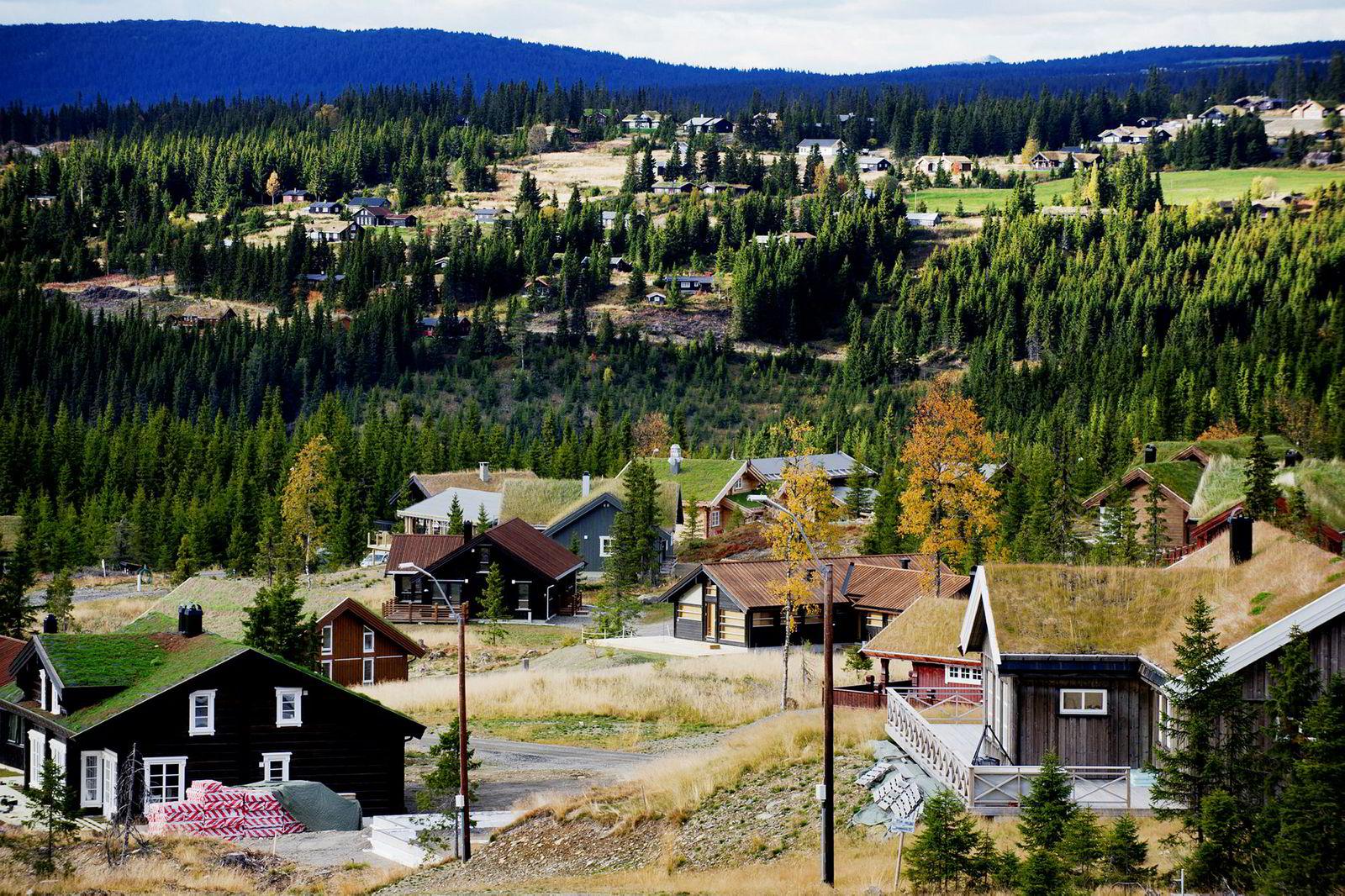 Hafjell ligger i Øyer kommune.
