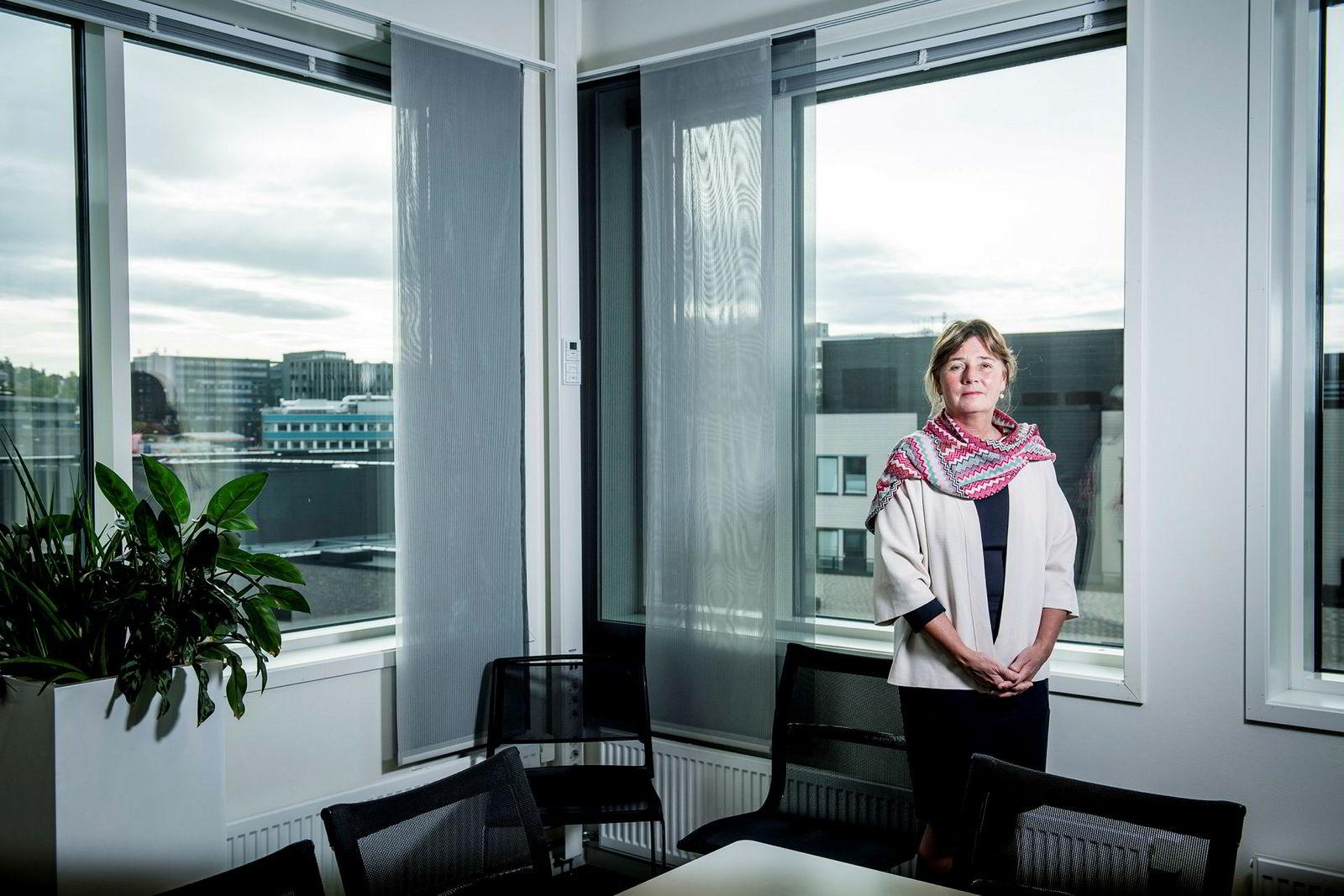 Direktør Cecilie Daae i Direktoratet for samfunnssikkerhet og beredskap (DSB) sier at det som skiller legemangel fra andre krisescenarioer, er de direkte konsekvensene for liv og død.