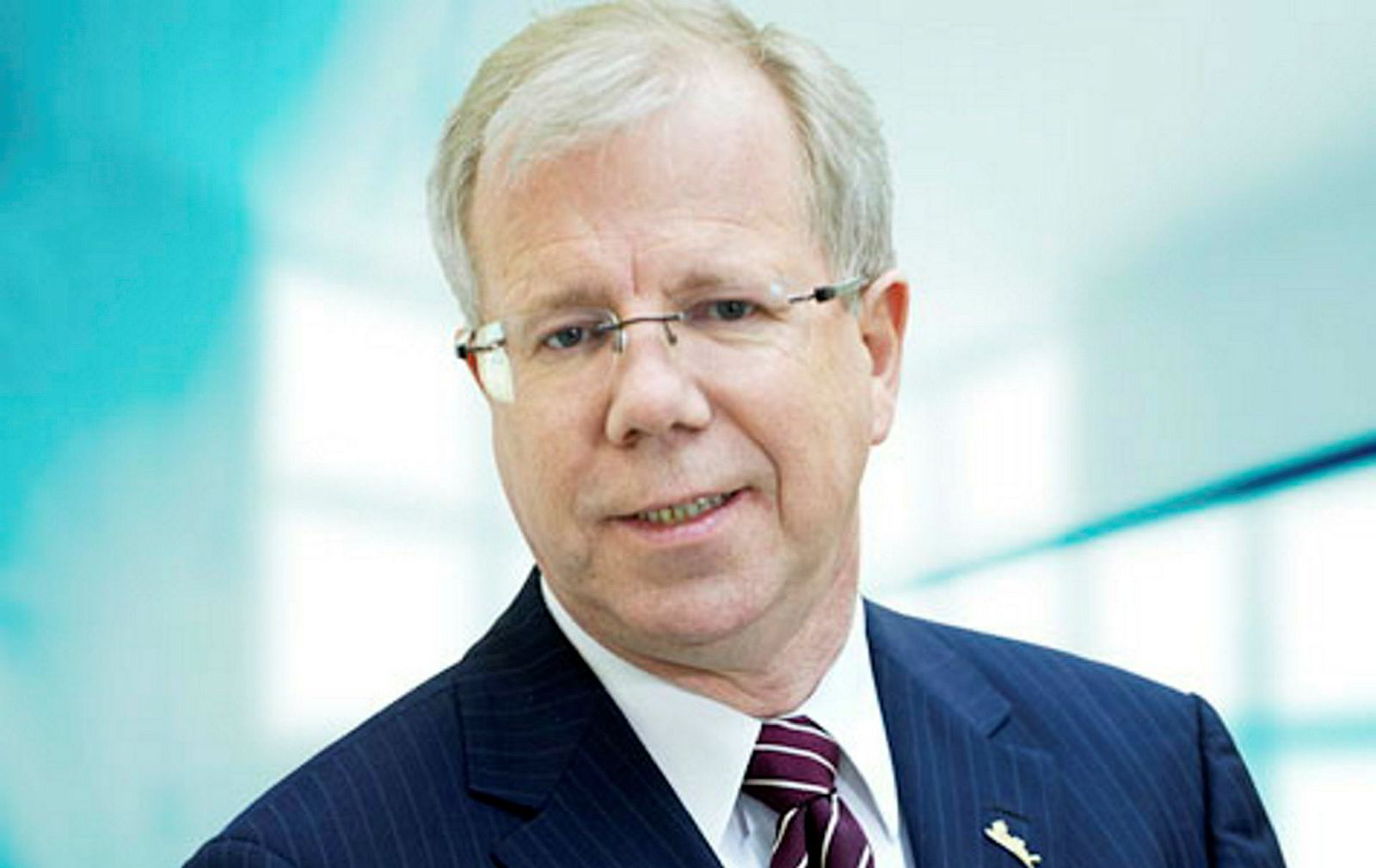 Finansdirektør Knut Kleiven i Rezidor.