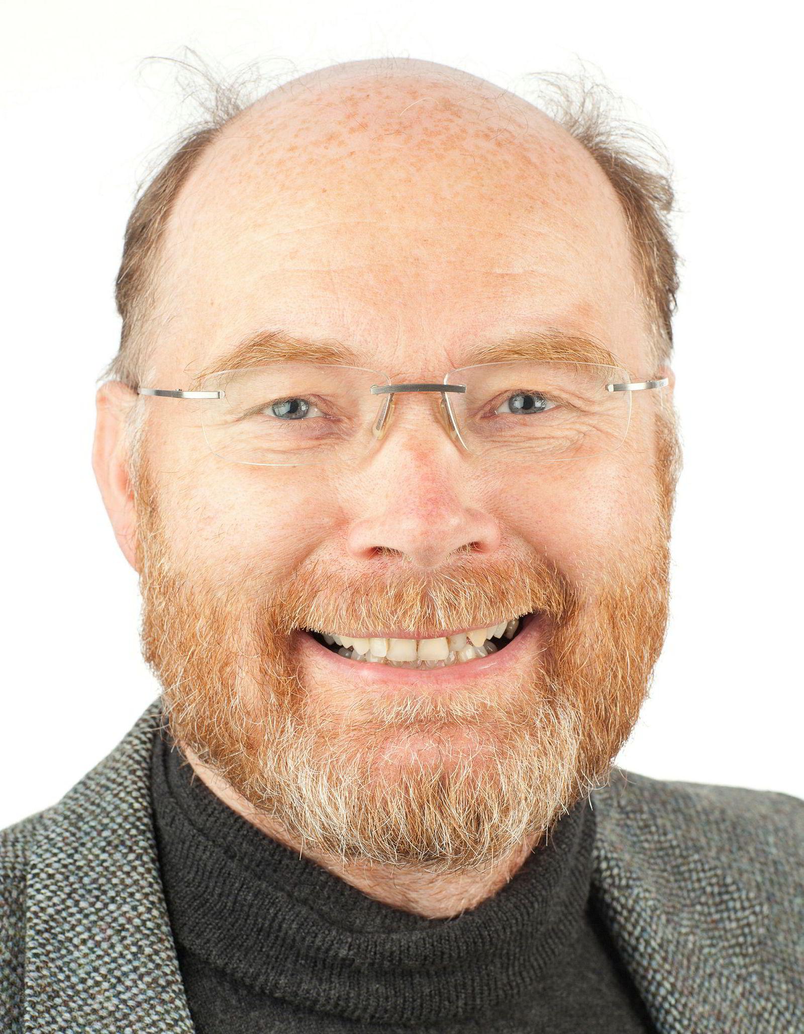 Professor Stig Frode Mjølsnes ved Institutt for informasjonssikkerhet og kommunikasjonsteknologi ved NTNU.