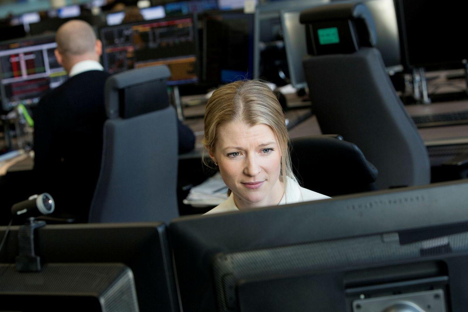 Sigrid Wilter Slørstad er strateg i Nordea.