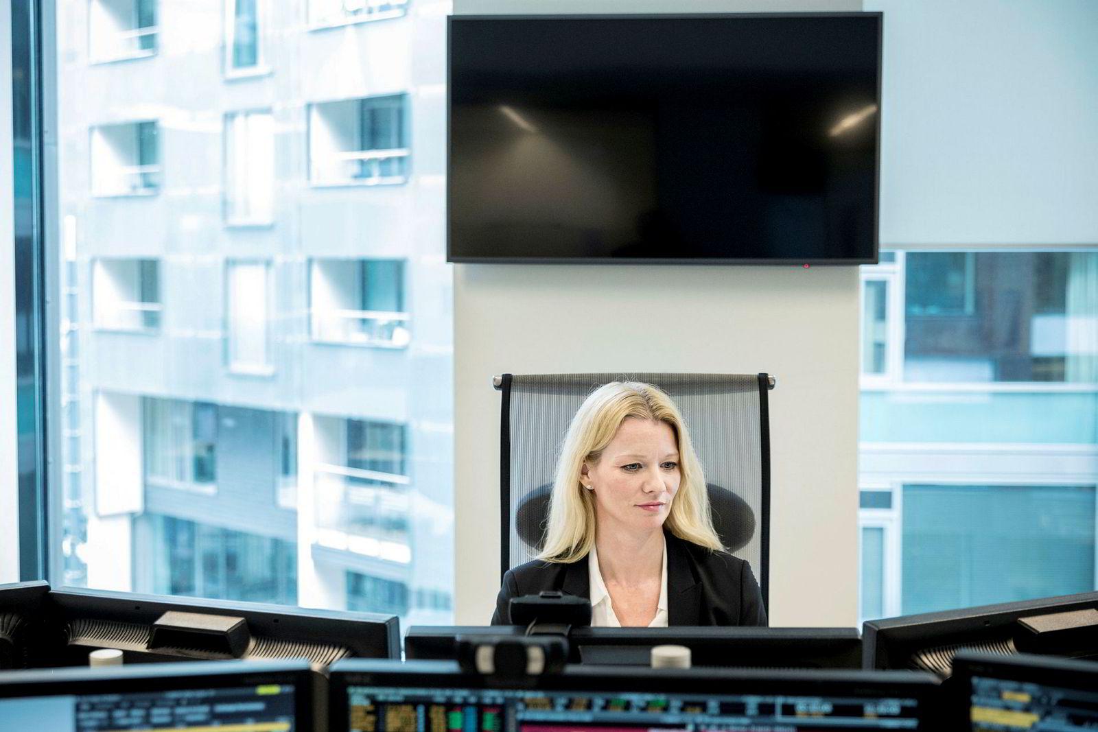 Sjeføkonom Kari Due-Andresen ser ingen grunn til å endre prognosene for boligmarkedet, men understreker det er stor usikkerhet knyttet til koronaviruset.
