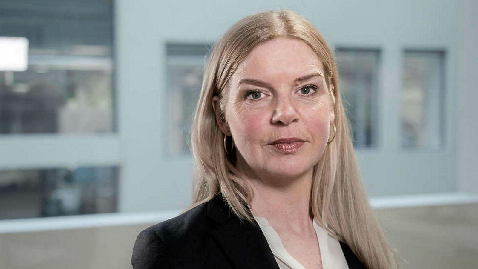 Pia Cecilie Høst i Forbrukerrådet.