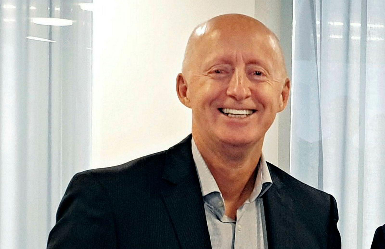 Svein Olav Stølen er konsernsjef i Nomor. Han har verdier for rundt 170 millioner kroner i selskapet når det nå selges.