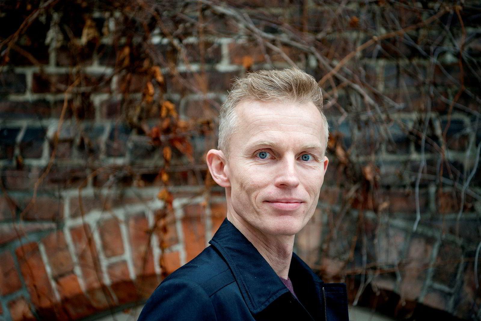 Sjeføkonom Andreas Benedictow i Samfunnsøkonomisk Analyse