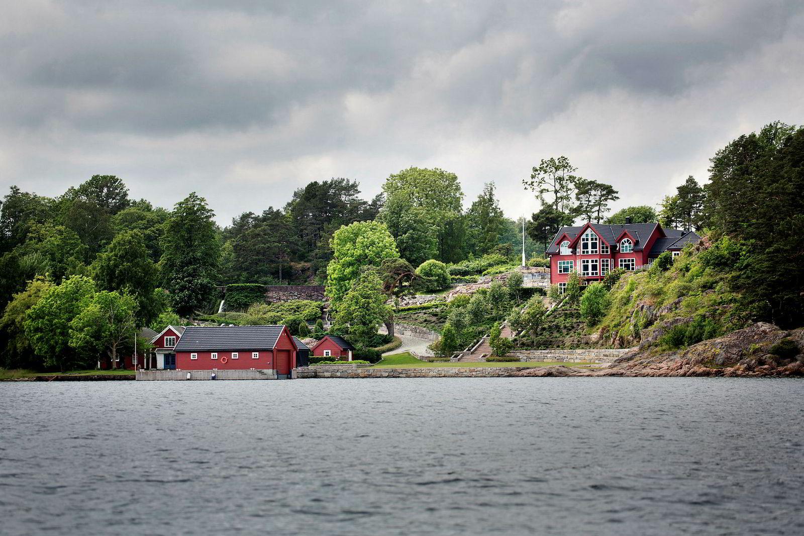 Einar Aas unngår konkurs og får beholde huset sitt i Grimstad.