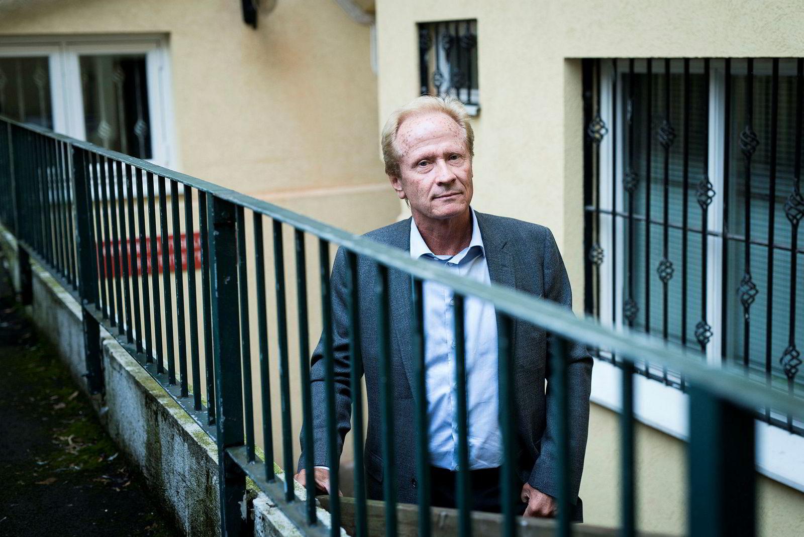 Advokat Per Danielsen representerer PM International i saken mot TV 2.