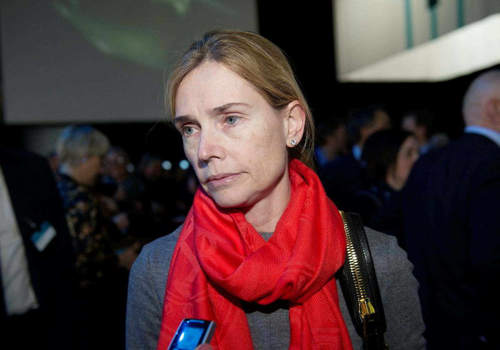 Karen Helene Ulltveit-Moe er professor ved Økonomisk institutt ved Universitetet i Oslo. Hun tror ikke Donald Trump vil ta til fornuften.