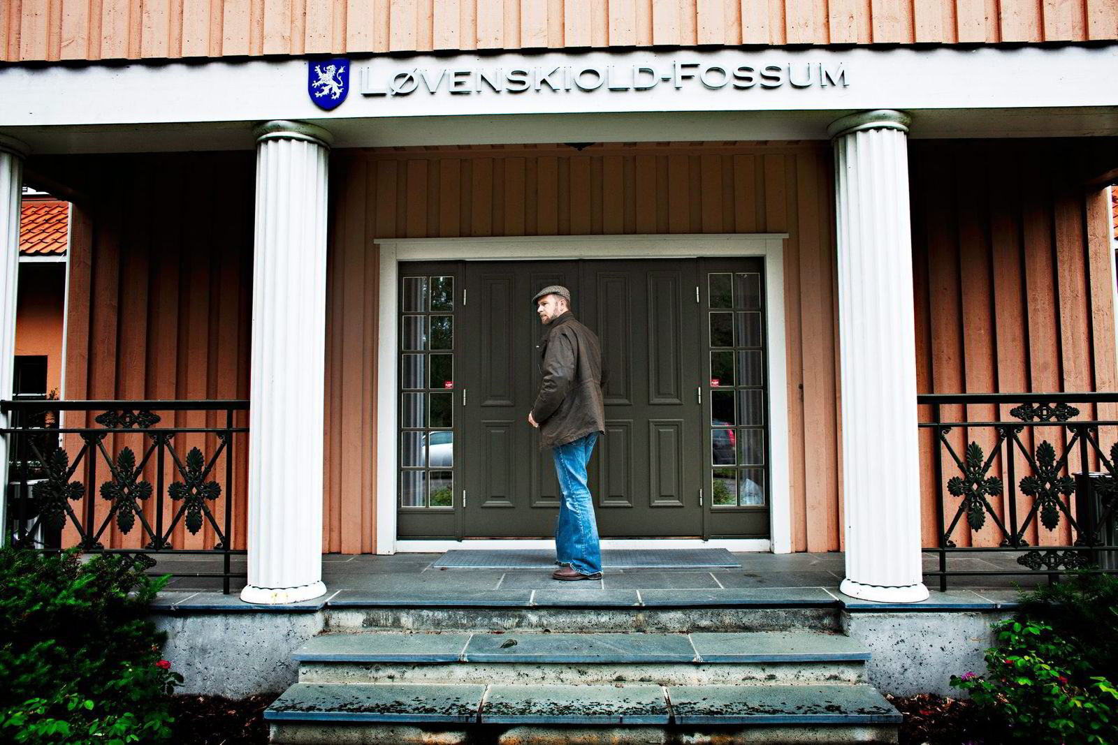 Leopold A. Løvenskiold eier 330.000 dekar skog, og har i år kjøpt 6000 ender før den eksklusive andejakten. Bildet er fra 2011. Foto: