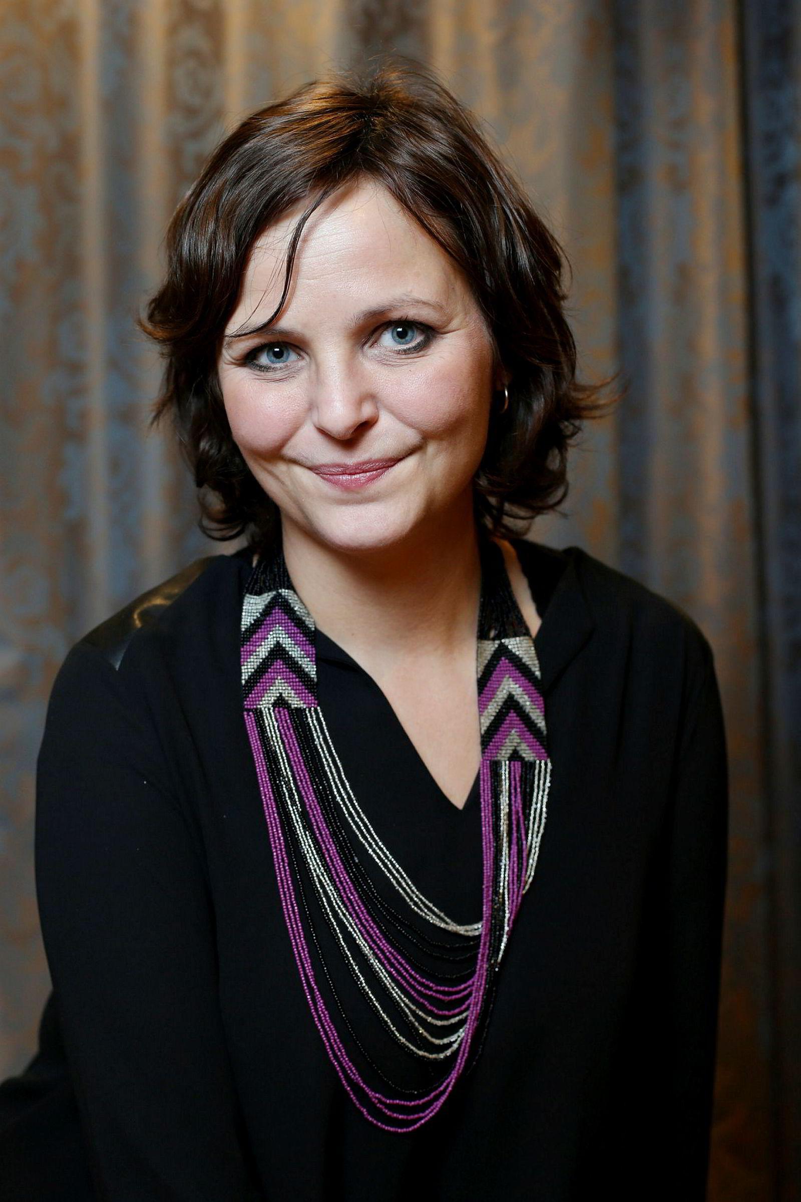 Regissør Cecilie Mosli.