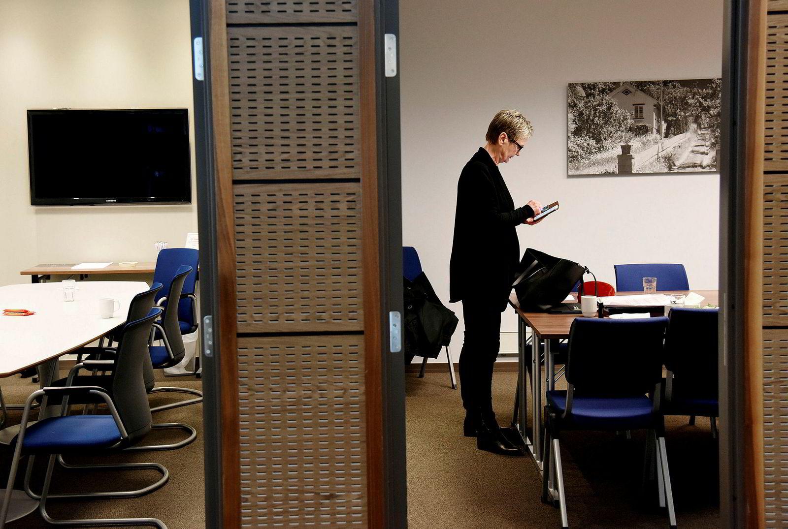 Fylkesleder Randi Øverland i Arbeiderpartiet i Vest-Agder mener investoren Nicolai Tangen må betale langt mer til den nye kunstsiloen i Kristiansand, men fikk ikke flertall for dette i fylkestingsmøtet tirsdag.