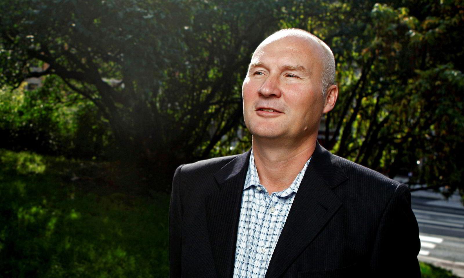 Administrerende direktør Bernt Zakariassen i Verdipapirfondenes foreningens (Vff).