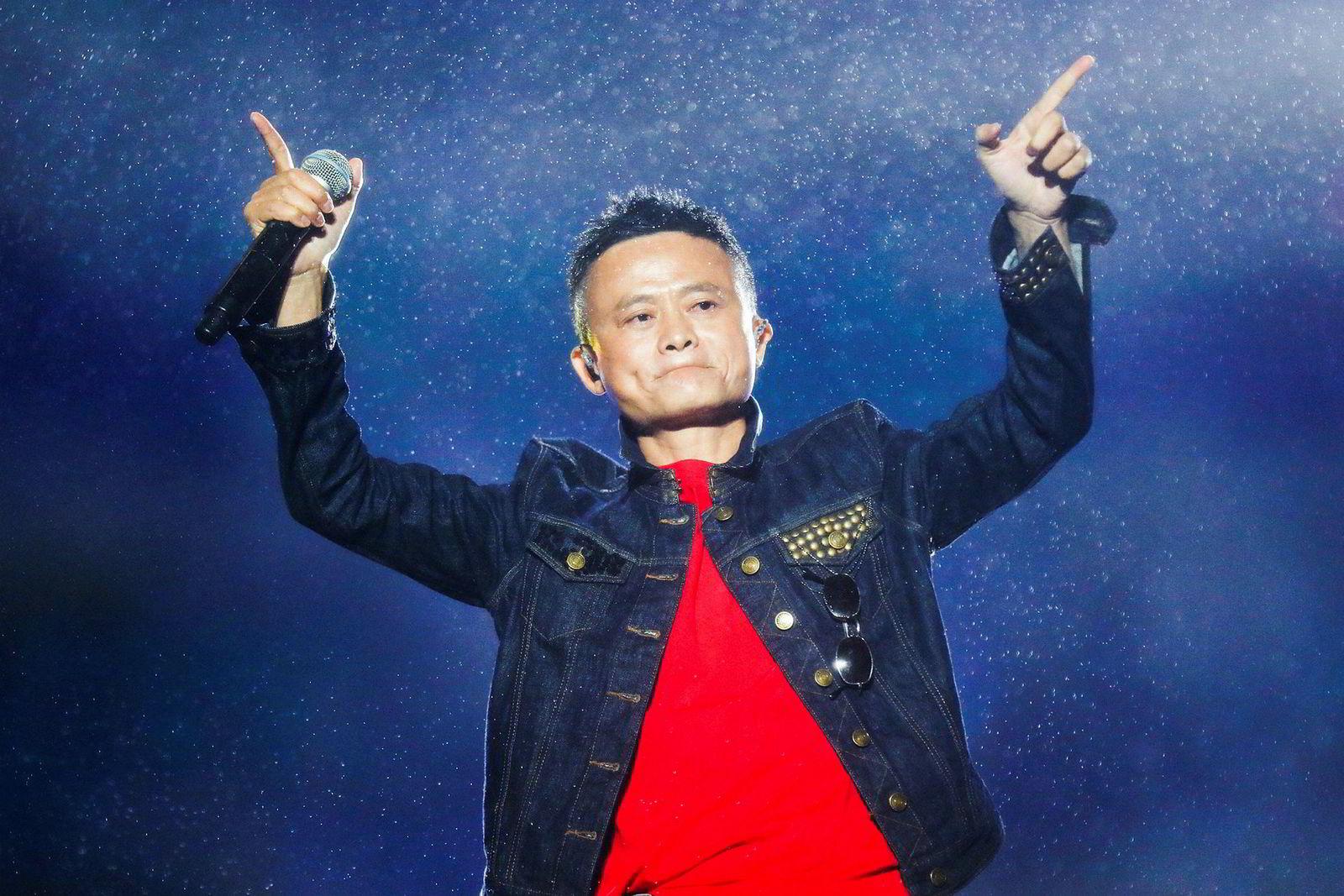 Jack Ma er en av verdens rikeste menn og eksisterende aksjonærer står klar med penger til å la Ant Financial få vokse.