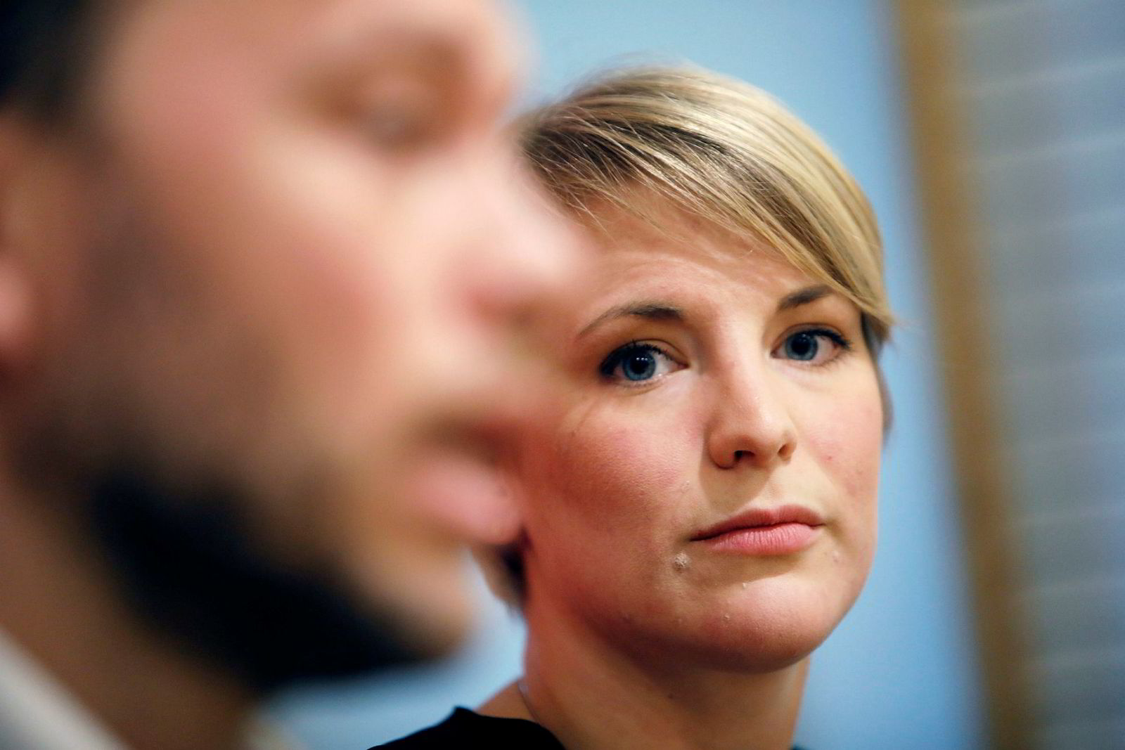 SVs finanspolitiske talskvinne, Kari Elisabeth Kaski, vil gjerne at fondet skal investere i unotert infrastruktur, og ikke begrense det til fornybar energi.