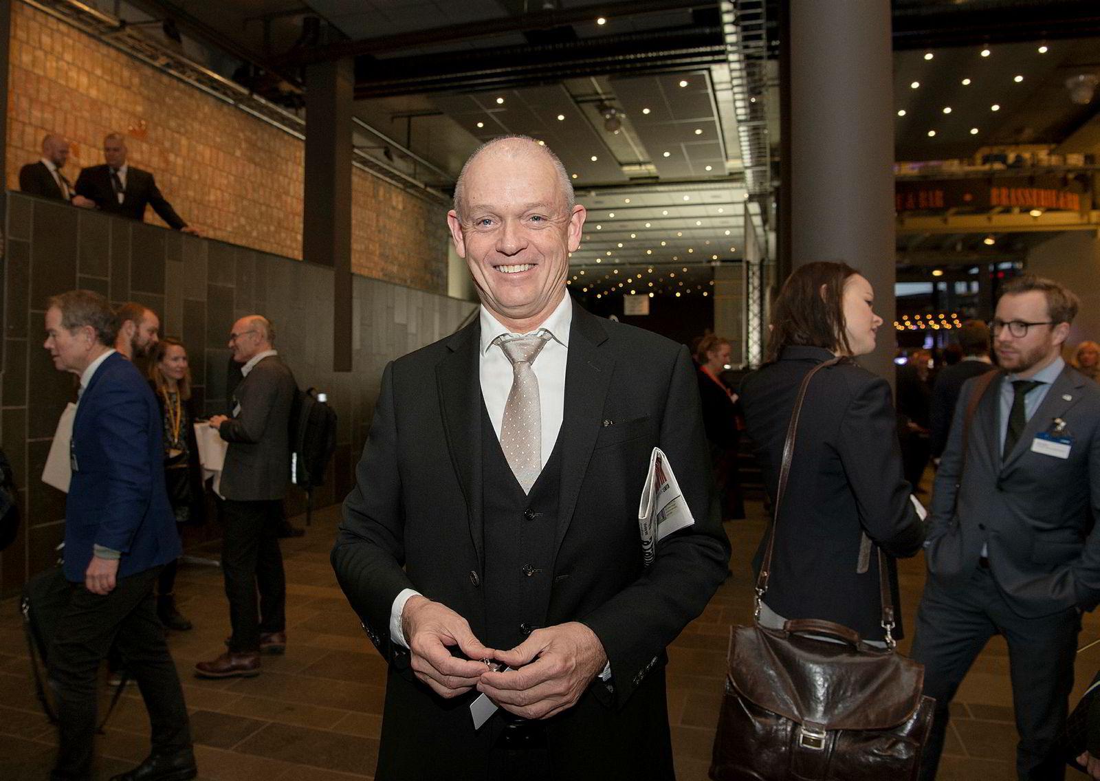Ståle Kyllingstad, konsernsjef i IKM Gruppen.