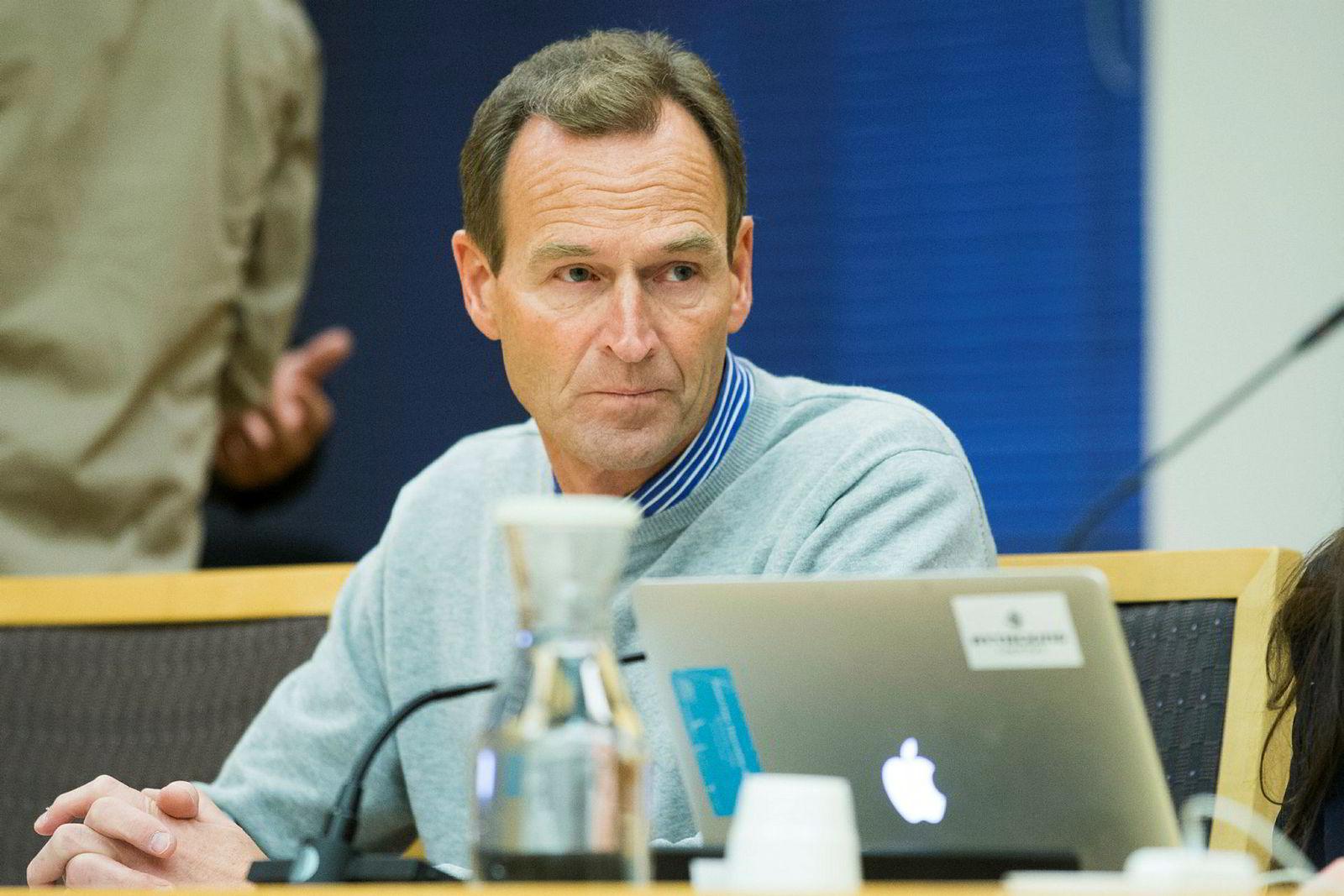 Generalsekretær i Norges Skiforbund Stein Opsal.