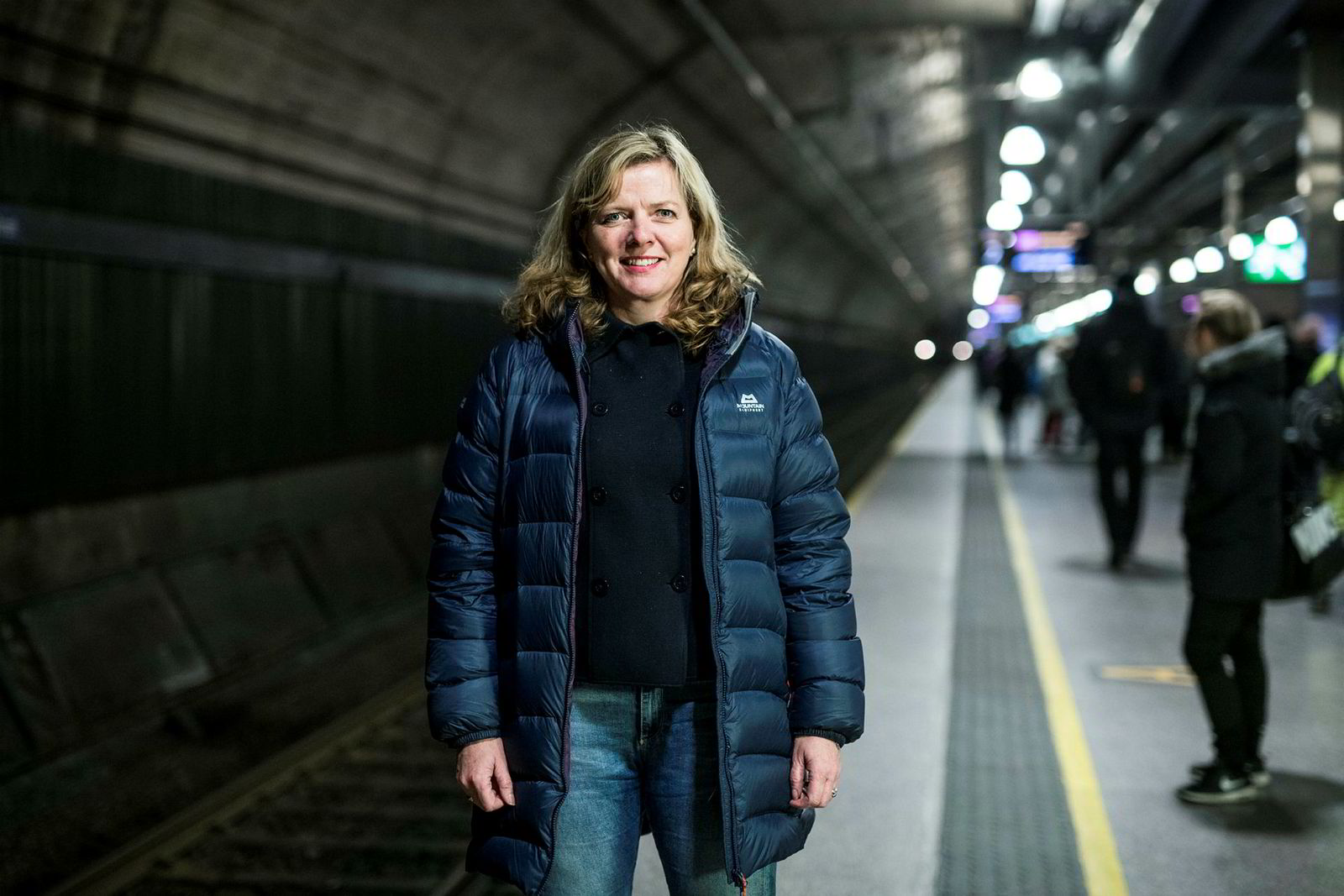 Go-Ahead var 21 millioner kroner billigere enn nærmeste konkurrent, sier jernbanedirektør Kirsti Slotsvik.