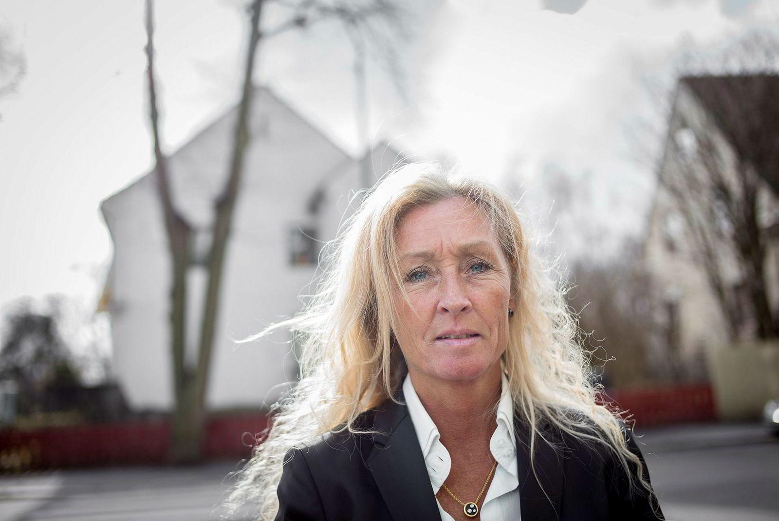 Administrerende direktør Grethe Wittenberg Meier i Privatmegleren.