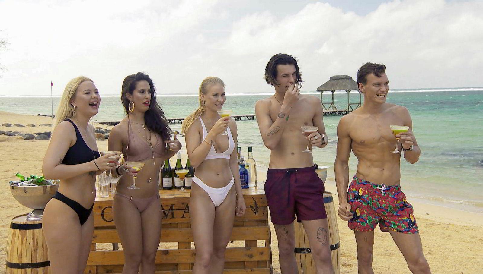 Med ingredienser som alkohol, nakenhet, sex og heftige krangler har «Ex on the beach» lokket til seg mange unge tv-tittere.