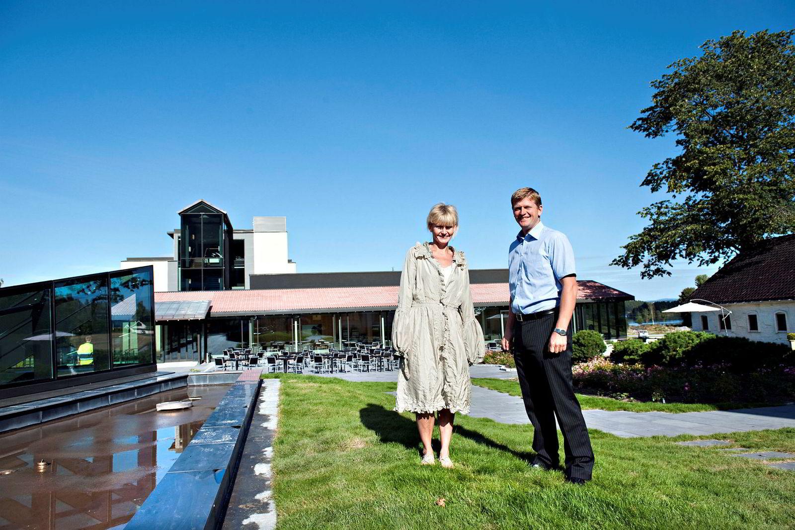 Også Tord Moe Laeskogen og kona Cecilie på Sundvolden hotell har meldt overgang til Norsk Industri.