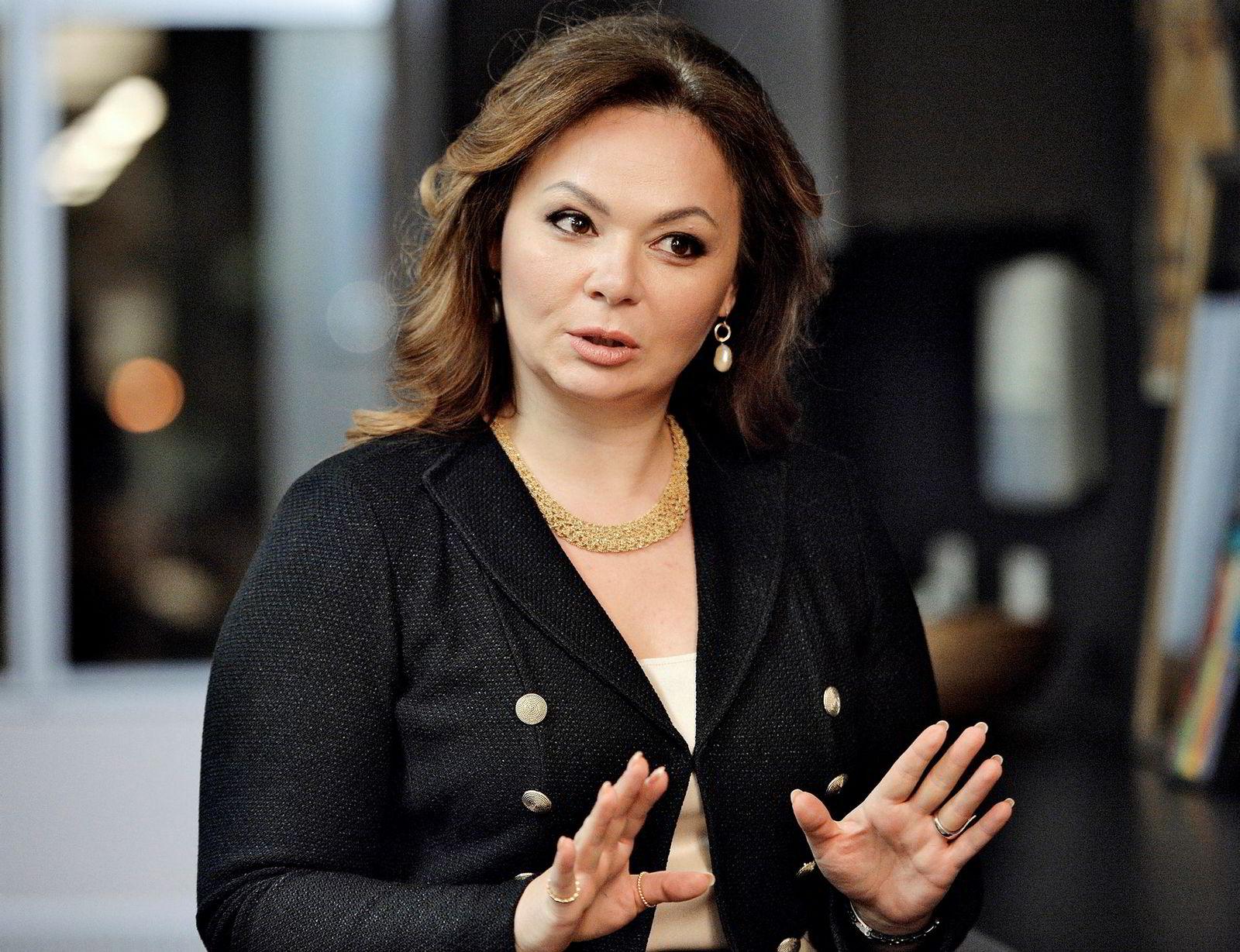 Natalia Veselnitskaja.