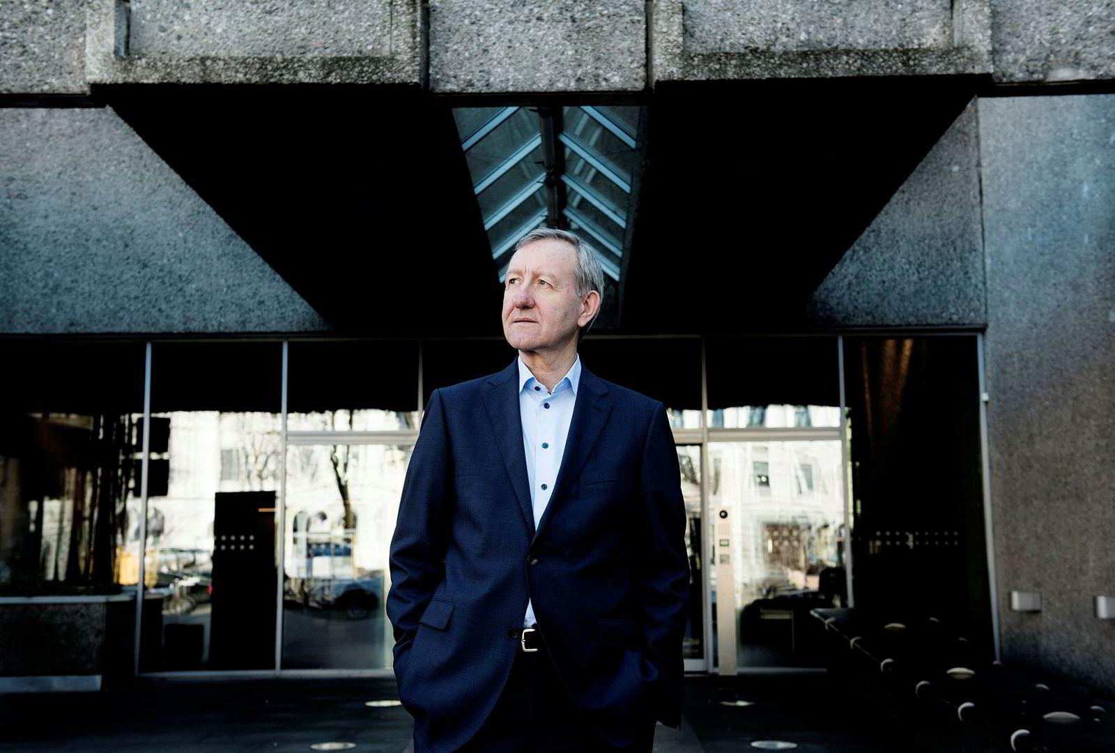 Administrerende direktør Per Hanstad i Den norske Revisorforening er svært fornøyd med at Skattedirektoratet har endret mening om kvitteringsplikt.