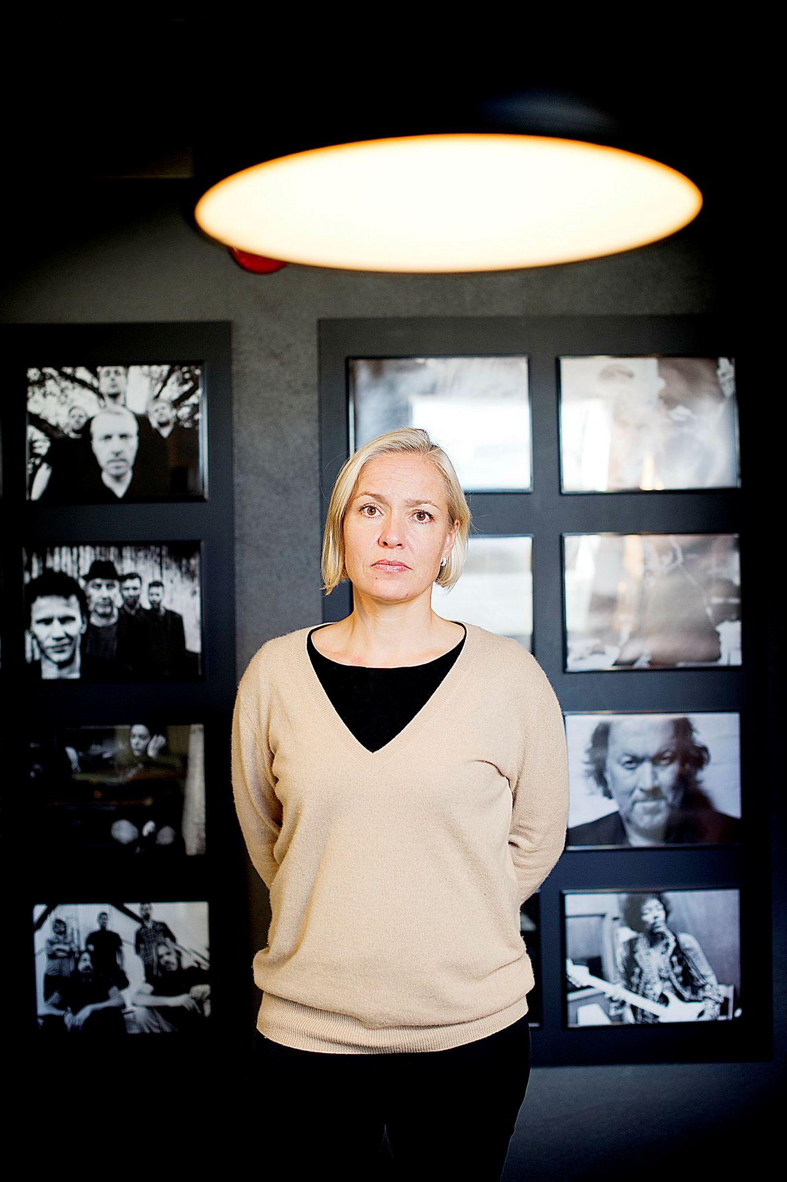Administrerende direktør i Sony Music Norge, Lena Midtveit, synes diagnosen Kristiansen og Thorbjørnsen stiller blir for enkel.