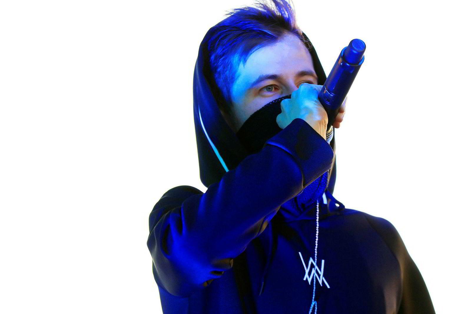 Alan Walker laget den mest populære sangen i Norge i 2018 med «Ignite». Her opptrer han på Coachella i april i fjor.