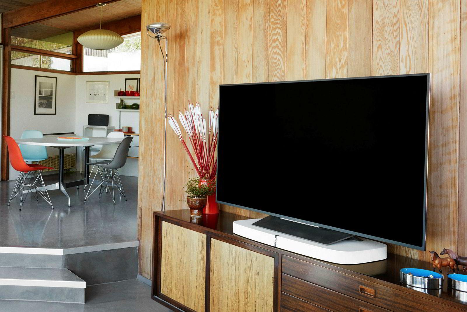 Plassering er også viktig for valg av tv.