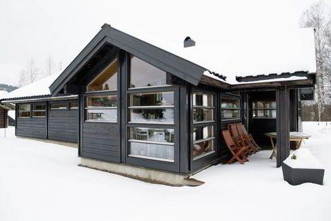 Ålhytta har fått pris for god design og er kåret til Norges 8. viktigste byggverk av Morgenbladet.