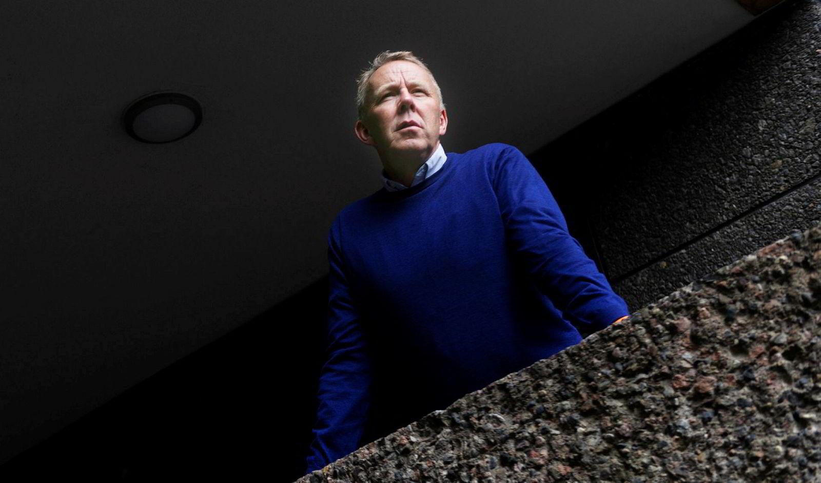 Tidligere generalsekretær i bransjeorganisasjonen IKT-Norge Per Morten Hoff er styreleder i Grimstad-selskapet Anzyz Technologies.