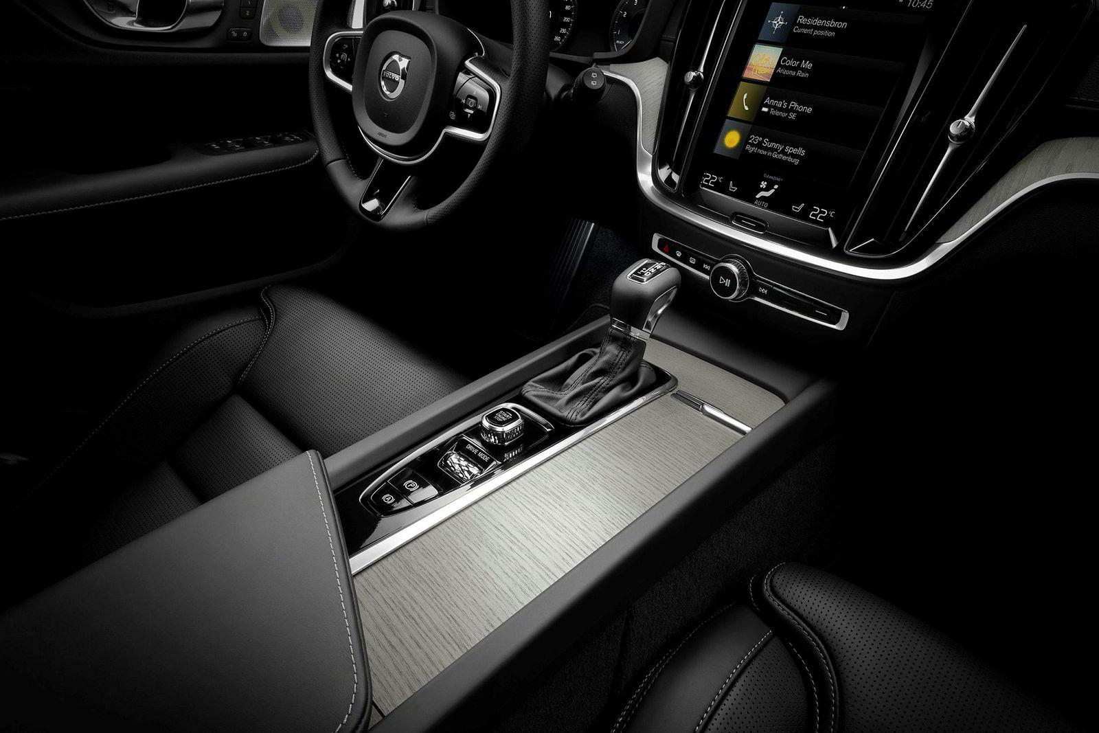 Mye vil være velkjent i neste generasjon av Volvo V60.