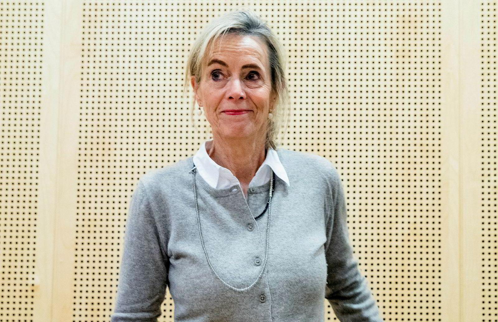 Grace Reksten Skaugen.