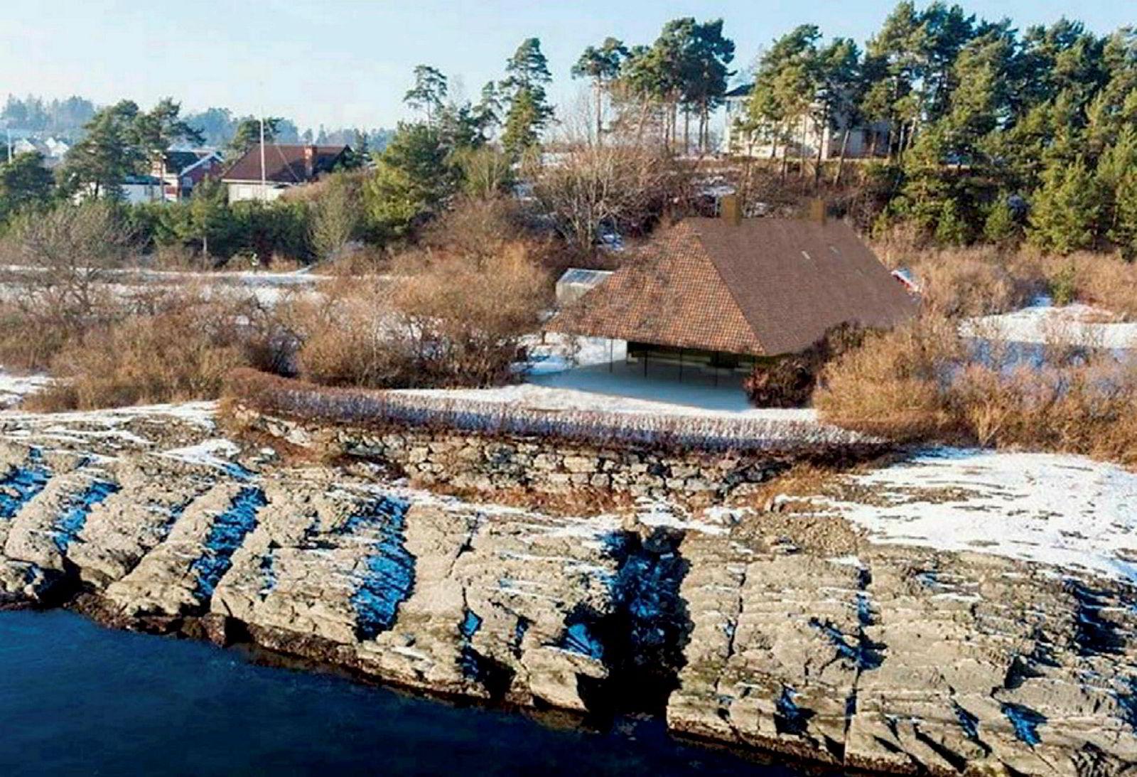 Dette har Fredrik Halvorsen lyst til å bygge på Snarøya.