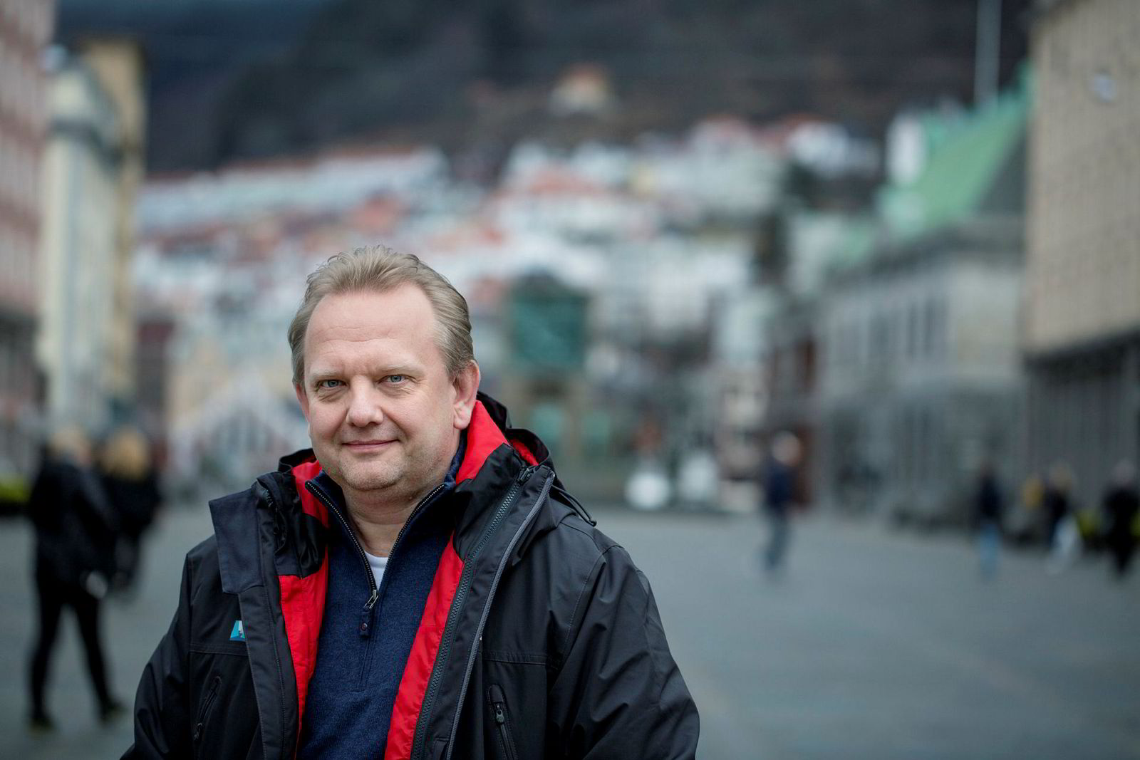 Kristian Jørgensen, administrerende direktør i Fjord Norge, mener det er alvorlig for reiselivsnæringen at SSBs overnattingstall ikke stemmer.