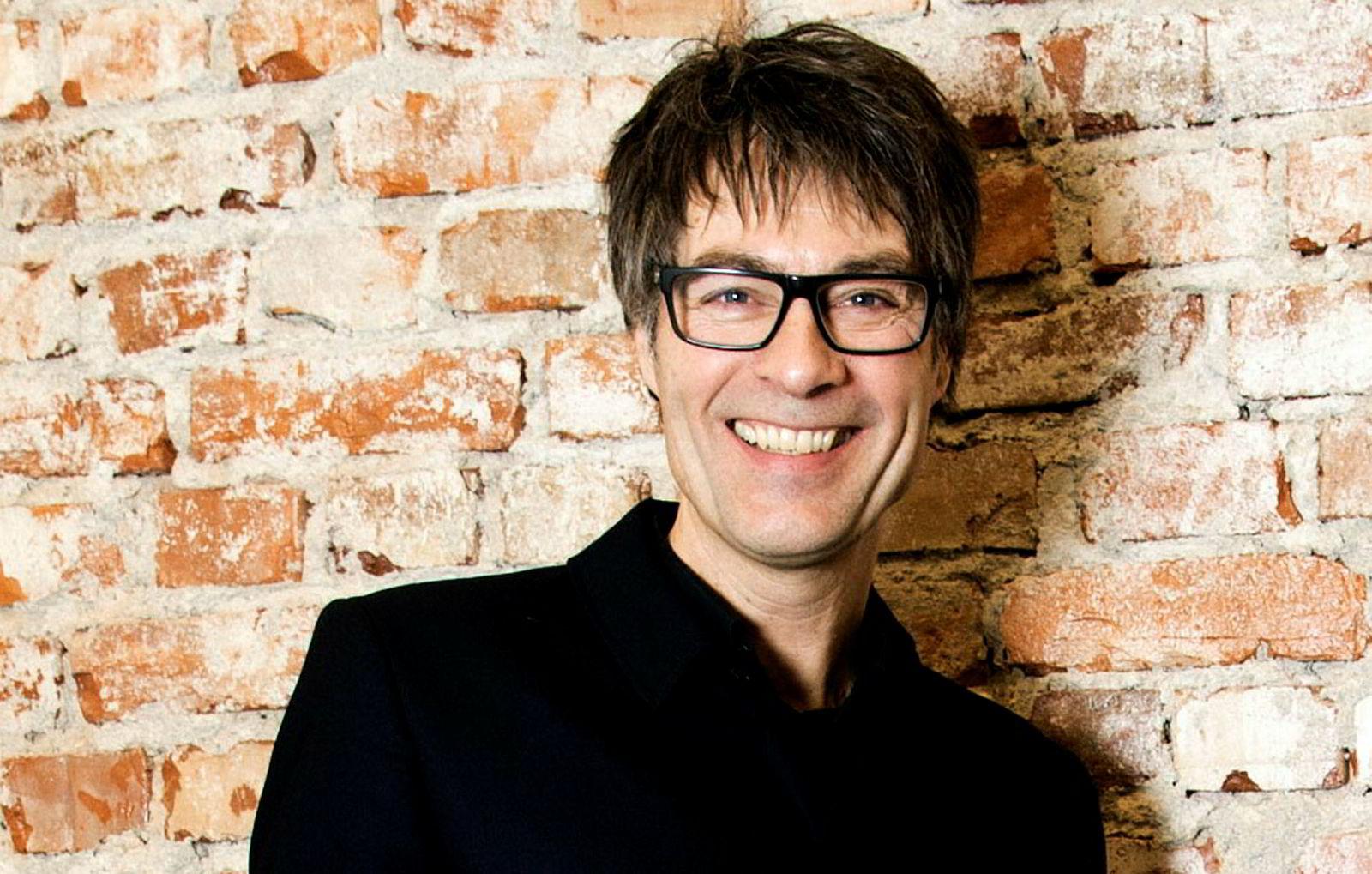 Det Aller-eide designbyrået Uniform er gründet av Jan-Otto Jacobsen.