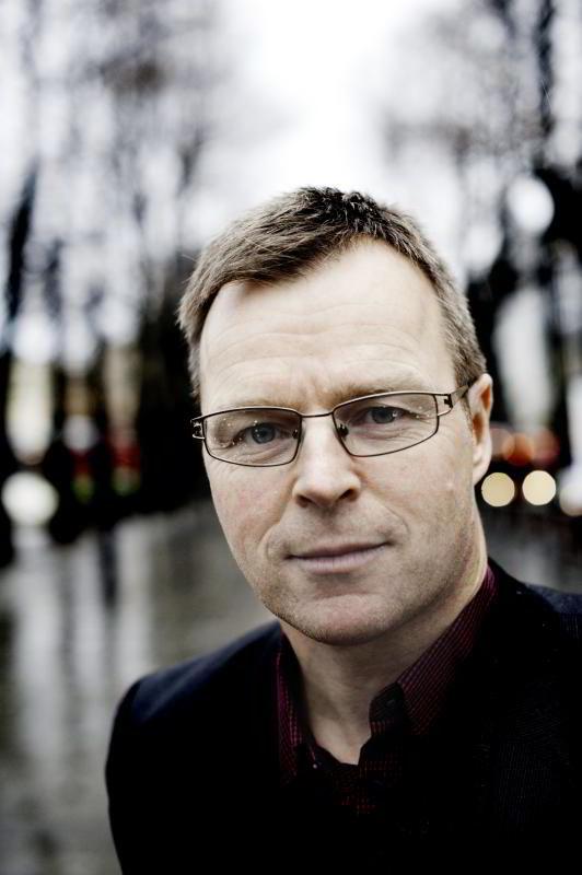 Fagdirektør Rolf Mæhle i Finans Norge.