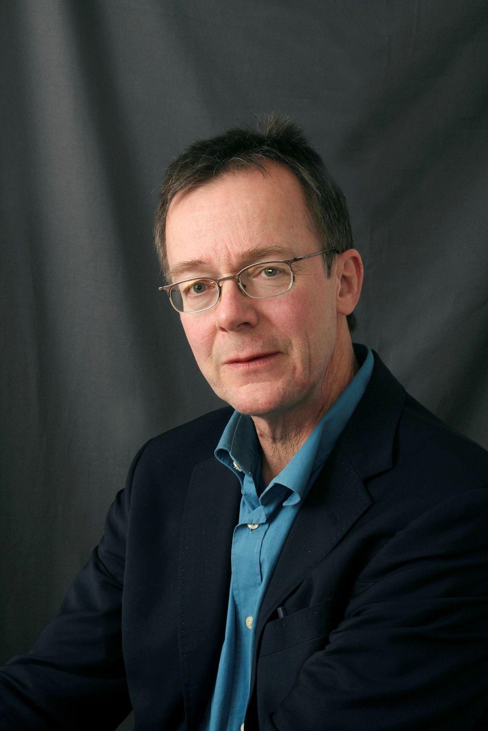 Arne Melchior ved Nupis avdeling for internasjonal økonomi.