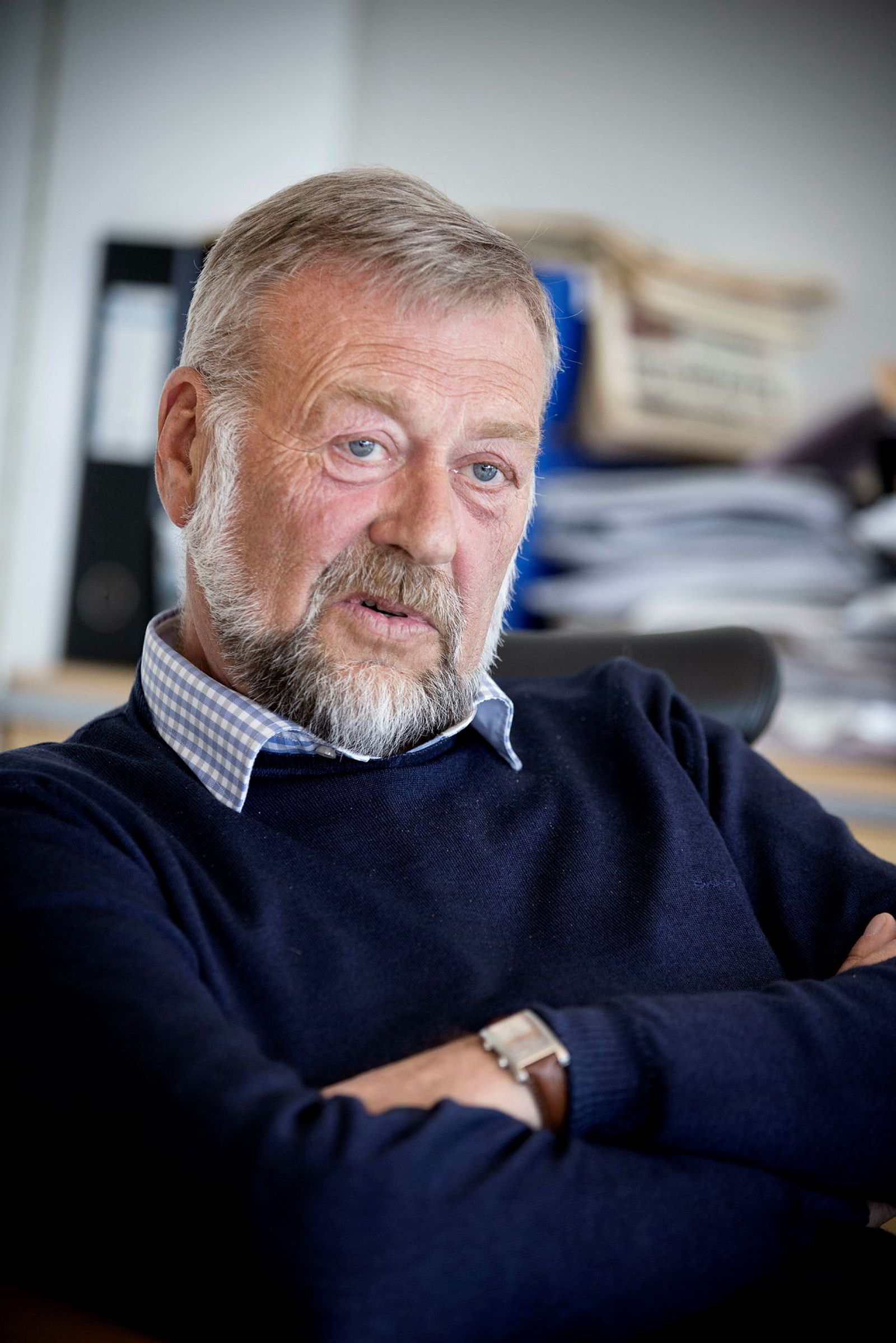 Olje- og riggründer Bjarne Skeie har satt prisrekord i Kristiansand.