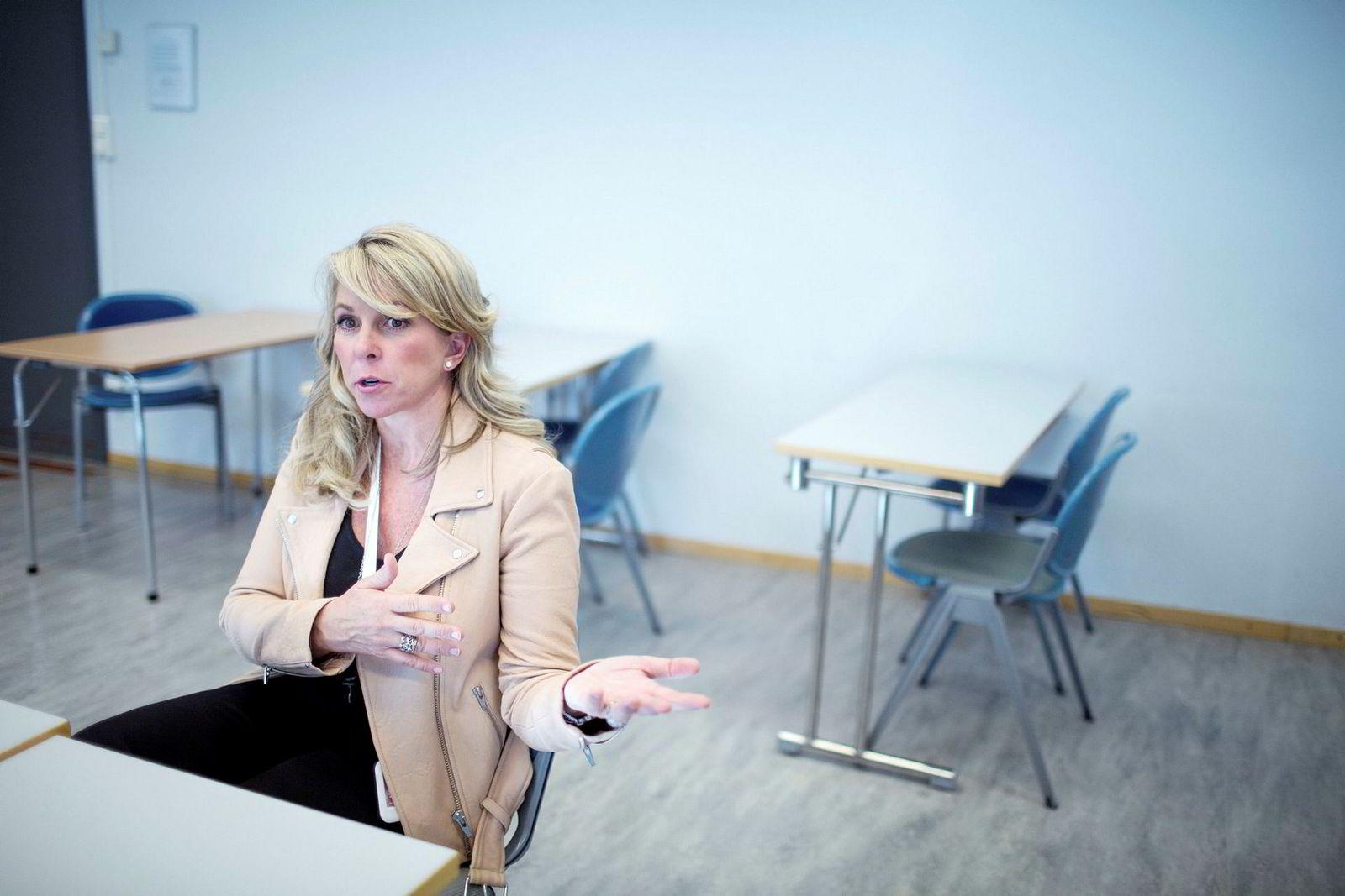Liz Ann Sonders er chief Investment strategist hos Charles Schwab & Co.