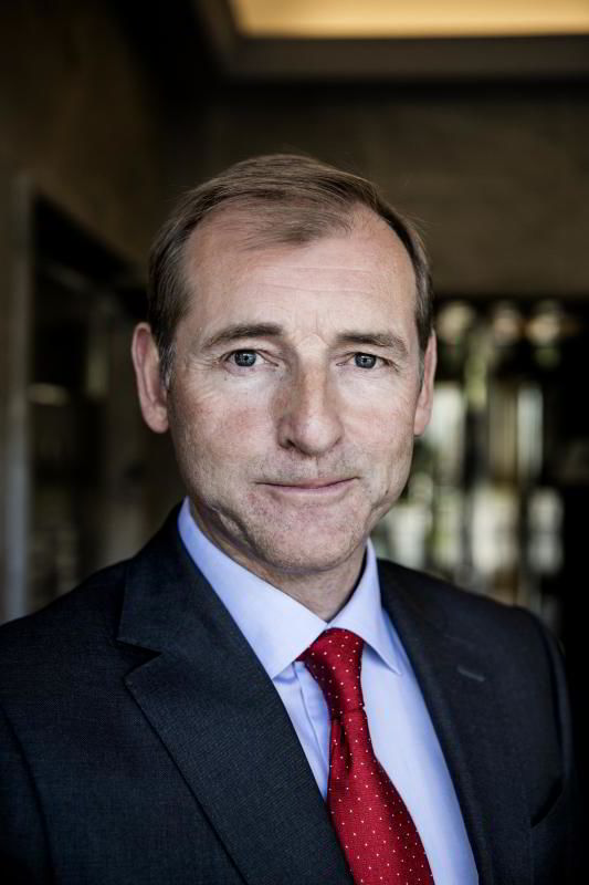 Administrerende direktør Carl O. Geving i Norges Eiendomsmeglerforbund.
