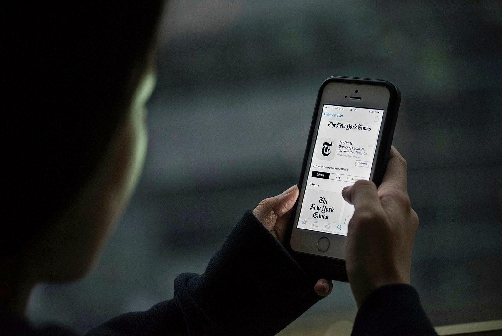Den kinesiske staten ønsker full kontroll over digitalt innhold. Denne uken var blant annet New York Times sperret for kinesiske nettbrukere.