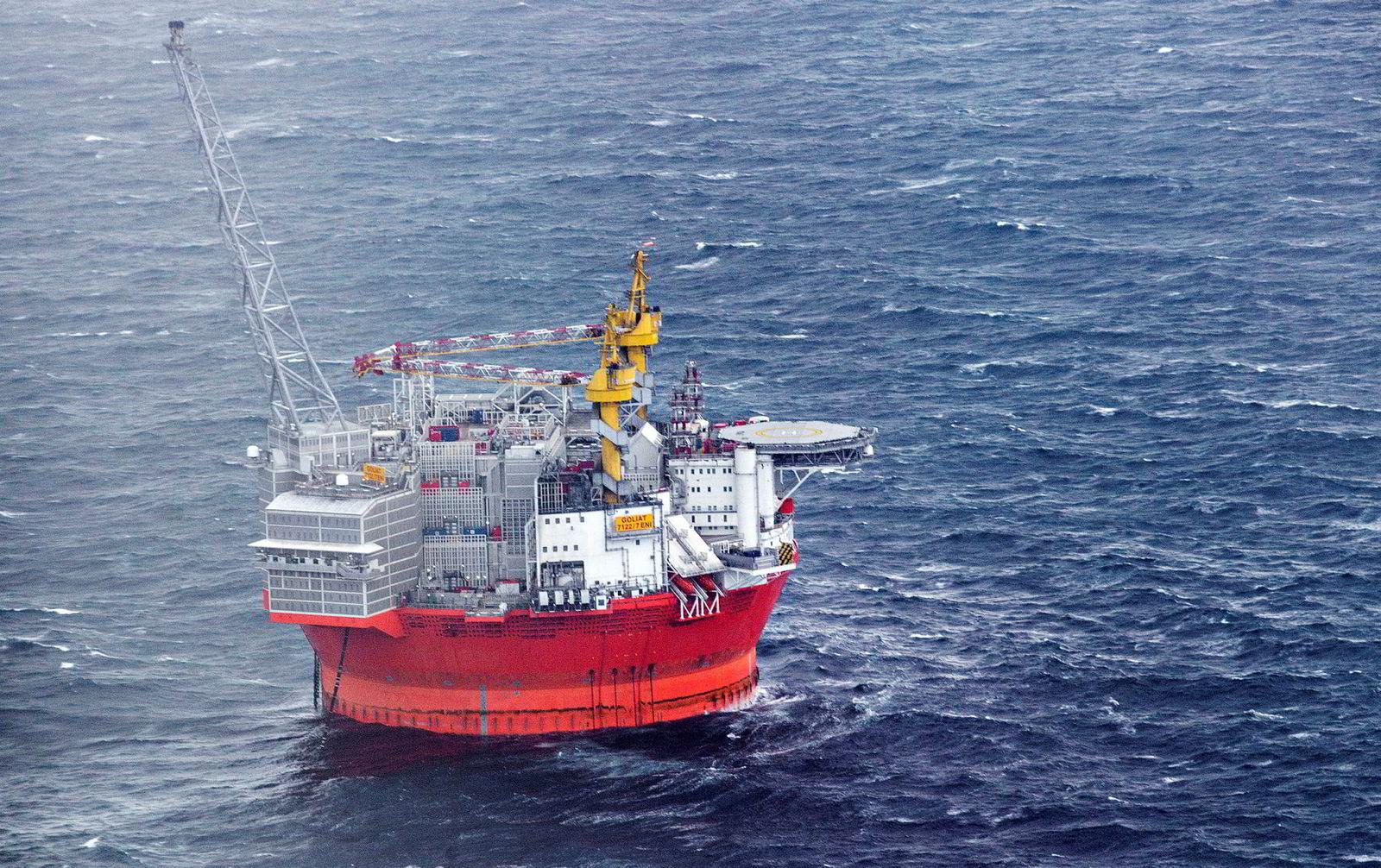 Boreriggen Goliat i Barentshavet har vært stengt siden 5. oktober, på grunn av store feil og mangler med såkalt tennkildekontroll, som skal sikre at plattformen ikke eksploderer.