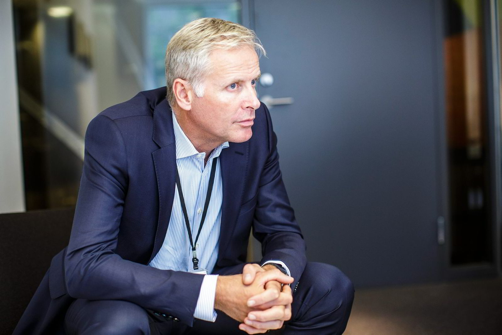 Administrerende direktør i First House, Per Høiby.