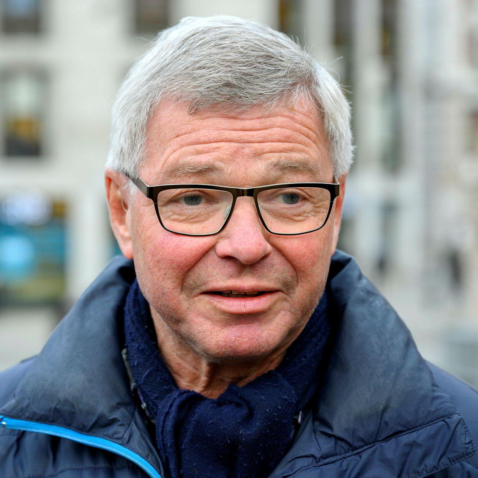 Kjell Magne Bondevik. ---