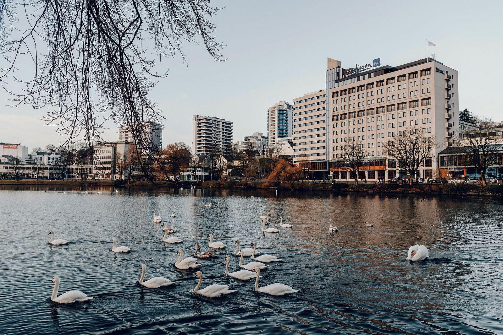 KLP og hotellkjeden Radisson har til sammen brukt 465 millioner kroner på totalrenoveringen av Radisson Blu Atlantic Hotell i Stavanger. Hotellet reåpnet igjen like før nyttår.