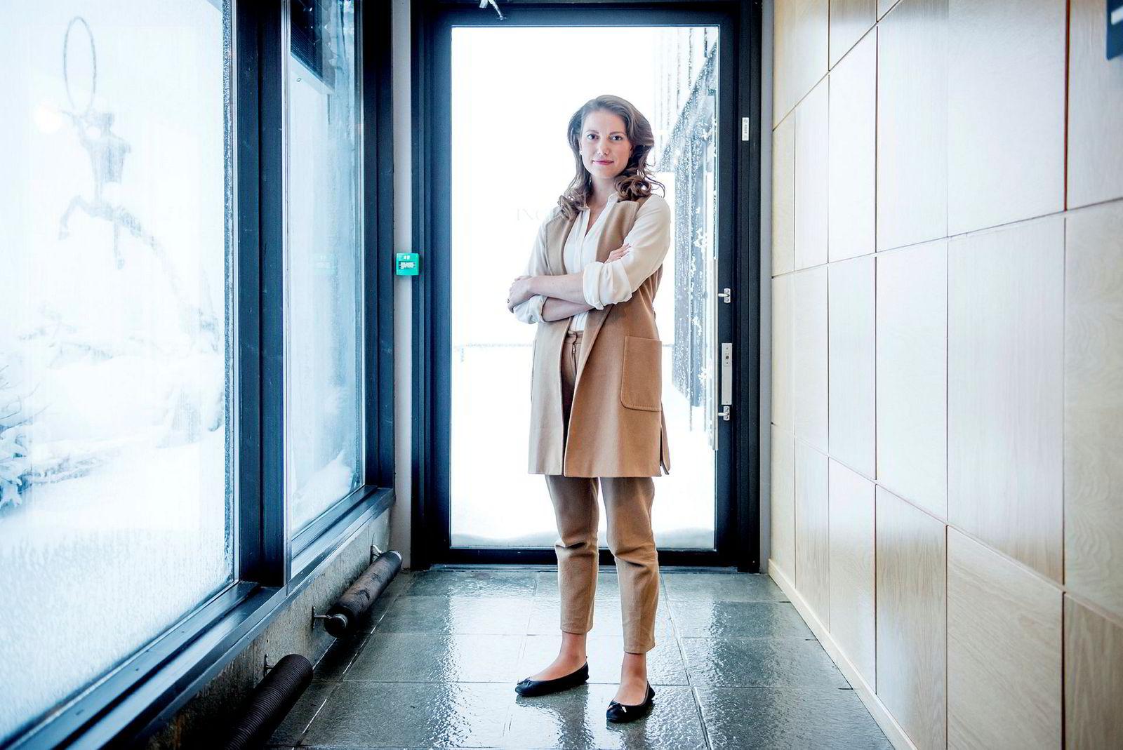 – Vi vet at det er risiko forbundet med å holde rentene lave i lang tid, sier Saskia de Vries-van Ewijk, direktør i den nederlandske sentralbanken.